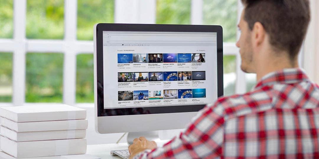 видеоуроки для пользователей