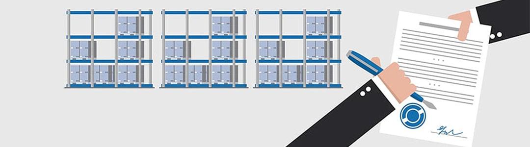Галактика ERP - Модуль Управление консигнационным товаром