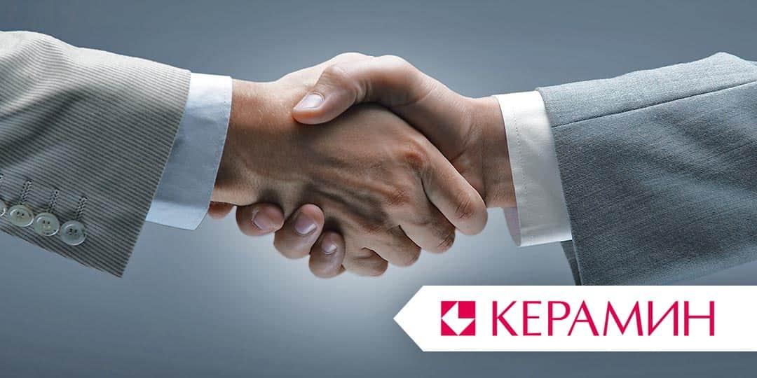 «Топ Софт» и «Керамин»: сотрудничество продолжается