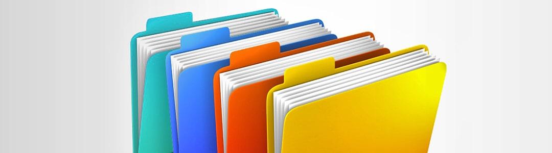 Типовые формы документов в системе ЕАМ