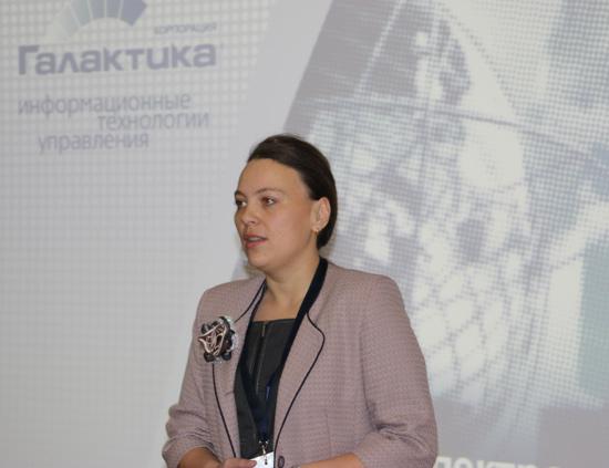 Инна Савосько, эксперт-консультант корпорации Галактика