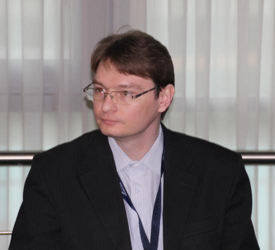 Павел Макаров, начальник отдела логистики ЗАО «Опытный завод Микрон»
