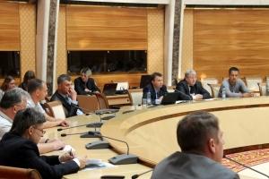 Круглый стол посвященный вопросам в сфере информационных технологий в промышленности