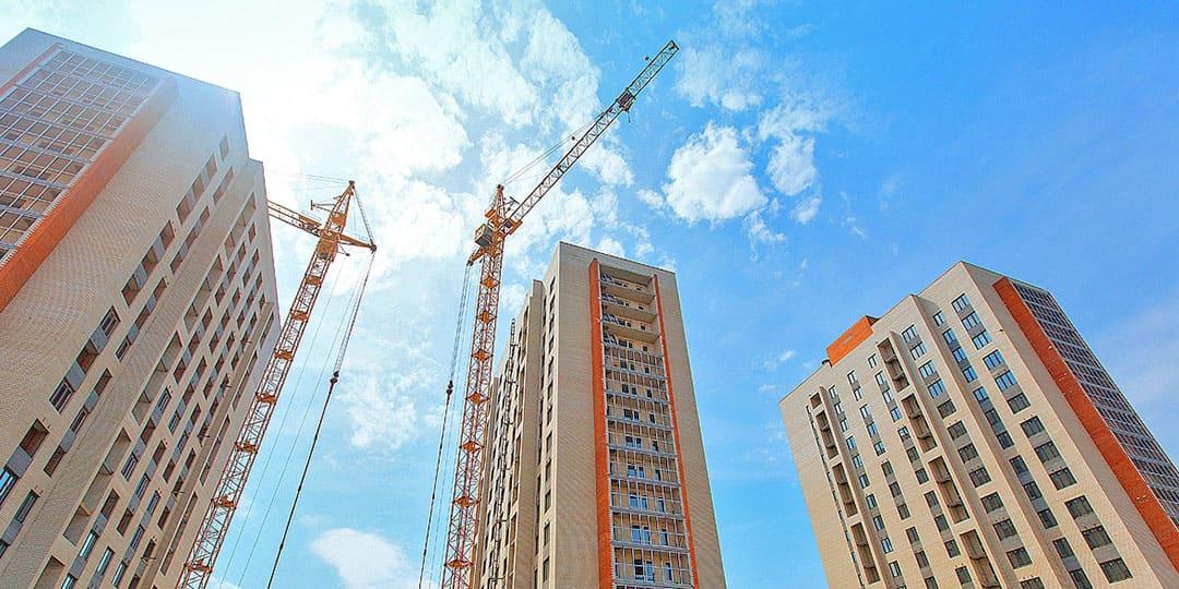 Жилищное строительство в Витебске
