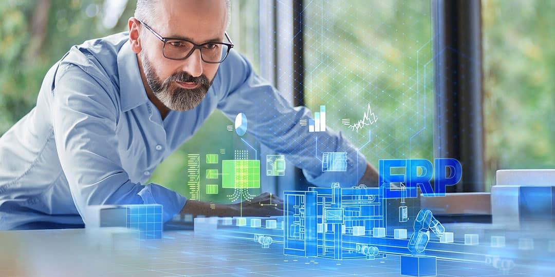 Внедрение на предприятии автоматизированной информационной системы управления