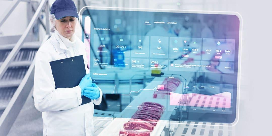 Информационные технологии для мясоперерабатывающих предприятий